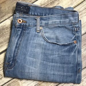 Lucky Brand Jeans 363 Vintage Straight 40 Short